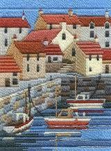long stitch seaport, designer unknown