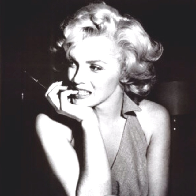 Obsessed with Marilyn Monroe