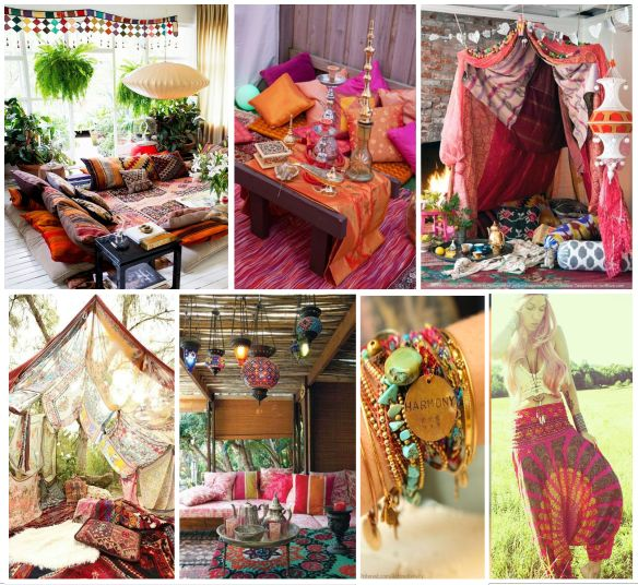 1000 images about bohemian party inspiration on pinterest feathers hippie style and dress styles. Black Bedroom Furniture Sets. Home Design Ideas