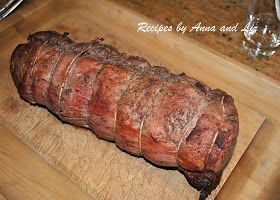 2 Sisters Recipes... by Anna and Liz: The Perfect Filet Mignon Roast
