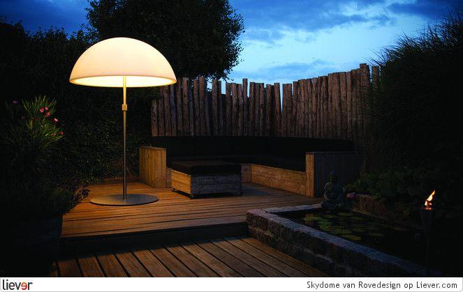 Rovedesign Skydome - Rovedesign buitenverlichting & verlichting - foto's & verkoopadressen op Liever interieur