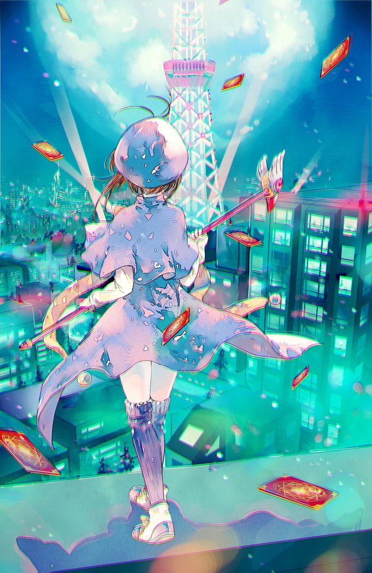 Cardcaptor Sakura #artwork #fanart #tosikou
