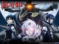 Funimation Sets New 'D.Gray-Man' Anime DVD Releases