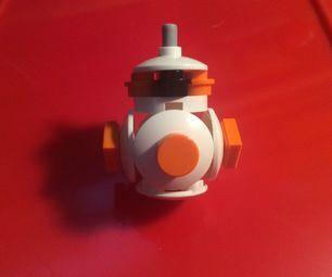 Lego Star Wars: Lego BB-8 (1k View Special!)