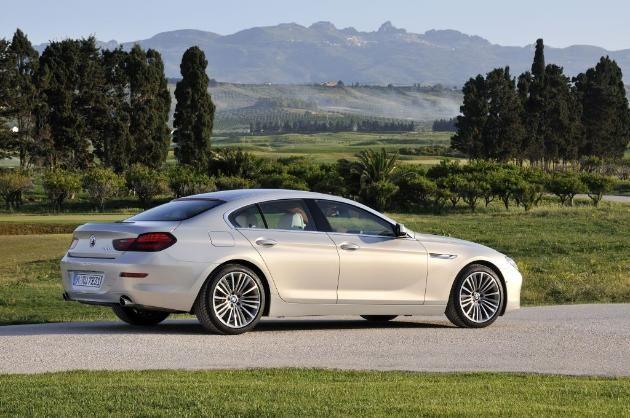 #BMW 6 Series Gran Coupe