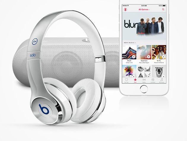 Nyereményjáték: The Apple Music & Beats By Dre