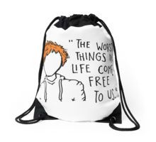 """""""the worst things in life come free to us quotes"""" T-Shirts & Hoodies by angkyazizi 