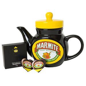 Marmite: Marmite Teapot
