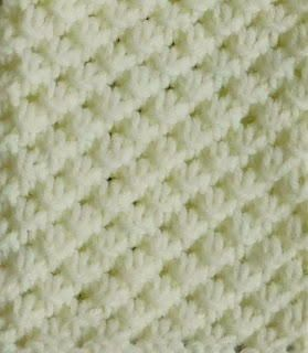 Morning Star Knit Baby Blanket   This knit baby blanket pattern is adorable and simple.