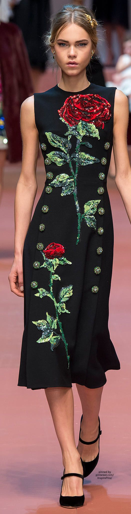 Dolce & Gabbana FW2015 | Purely Inspiration