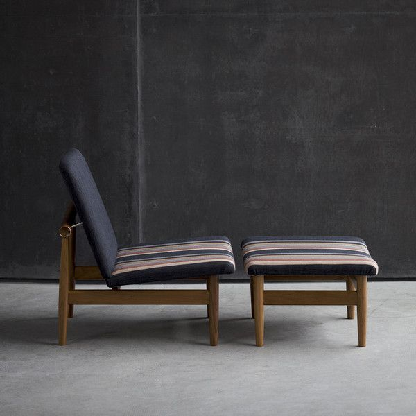 Finn Juhl Model 137 Japan Easy Chair