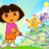 Jogos online: Mini Golf da Dora