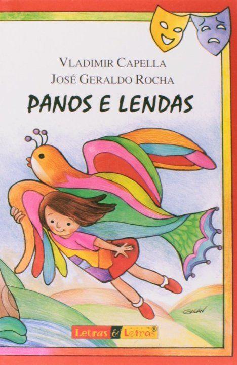 Panos E Lendas - Série Teatro Na Escola