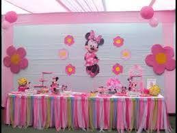 Resultado de imagen para imagenes de decoracion de fondo de minnie fiestas