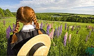 I'd love to go to Prince Edward Island. Not just to reminisce about Anne, but to enjoy the beauty...