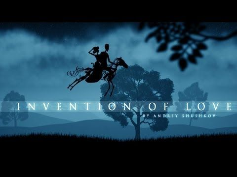 Invention of Love (2010) - Animated Short Film - YouTube