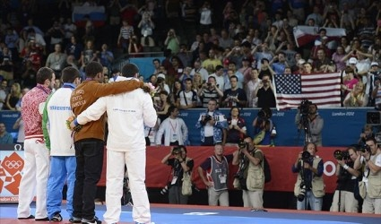 Save Olympic Wrestling Campaign Continues to Go Viral (
