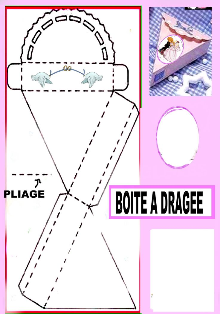 17 best ideas about boite drag es on pinterest bapteme. Black Bedroom Furniture Sets. Home Design Ideas