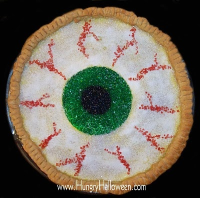 Creme Brulee P-Eye: Halloween Desserts, Brulee P Eye, Hungry Halloween, Halloween Recipe, At, Halloween Food, Creme Brulee
