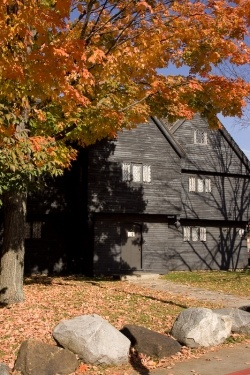 The Witch house, better known as the home of Joshua Corwin, one of the judges of the witch trials: Joshua Corwin, Favorit Place, Witches Trials, Salem Witches, Favorite Places, Better, Witches House, Homes, Halloween