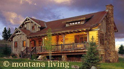 Pleasing Rustic Looking Houses Bridger Steel Brings Rustic Look To New Free  Home Designs Photos Ideas