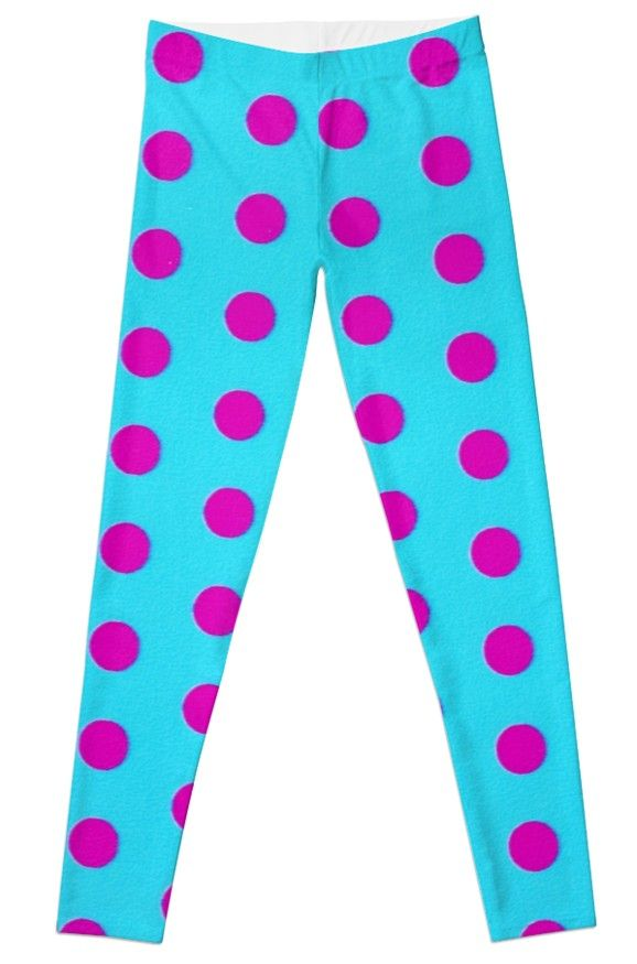 Classic Pink Polka Dot Pattern by ExpressingSelf
