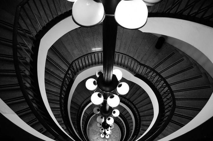 carlo mollino theatre staircase
