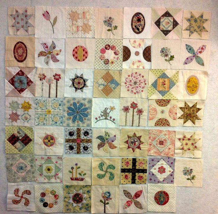 Stonefields quilt van Susan Smith gemaakt door Jenny gevonden op http://www.precioustime.typepad.com