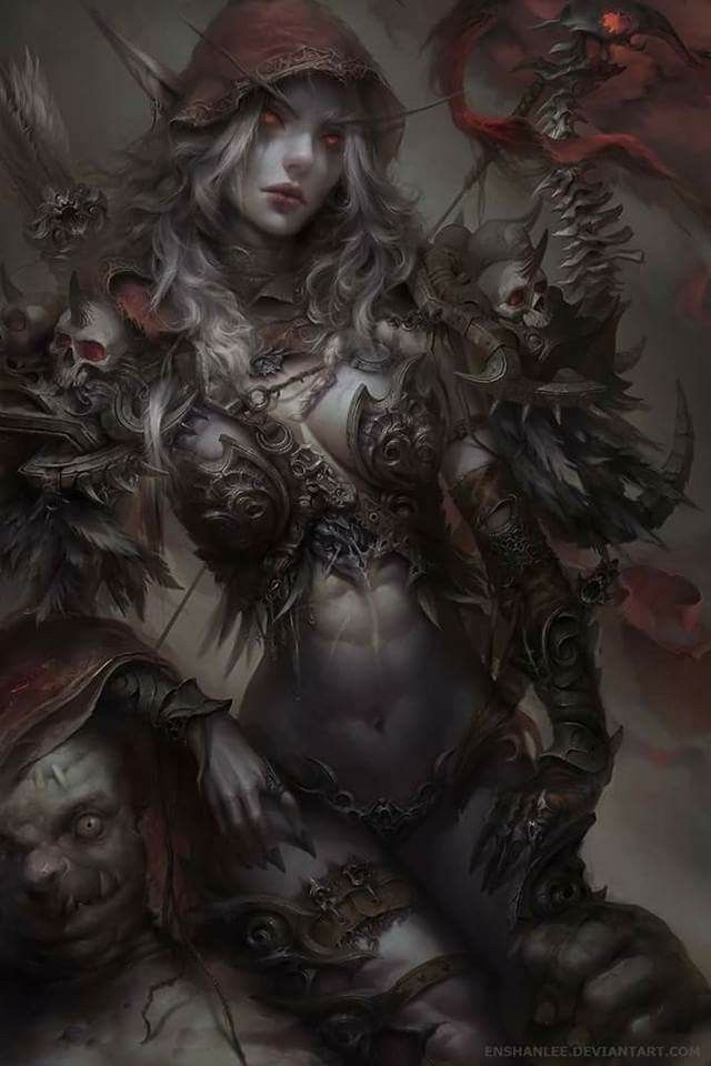 world of warcraft women