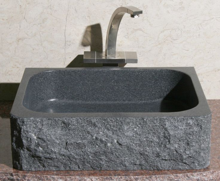 49 best Stone Farm Sinks | Kitchen Farmhouse natural stone ...
