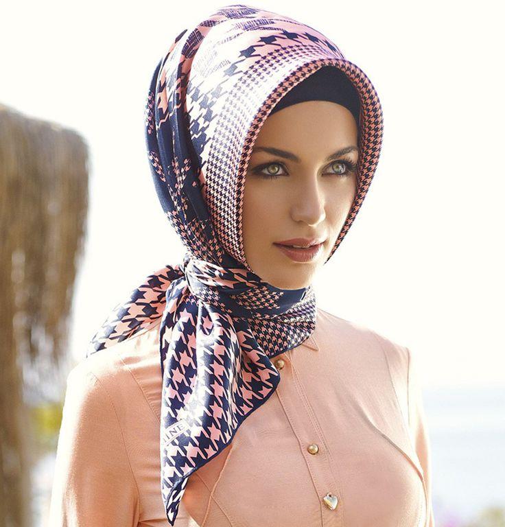 Hijabtrendz Giveaway: Silk hijab from My Modefa| Hijabtrendz