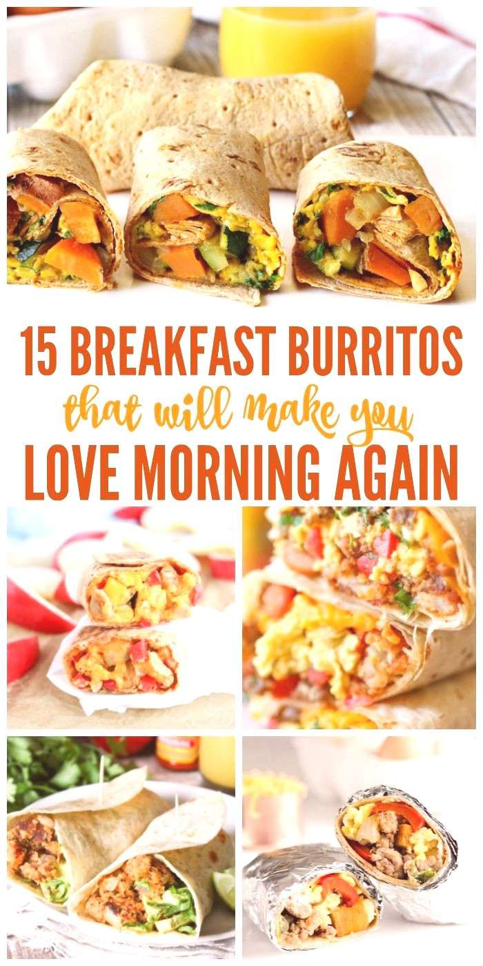 Breakfast Burritos Portable Mornings Whatever Another Morning Reheat Freeze Again These Youll Breakfast Burritos Recipe Breakfast Meal Prep Recipes