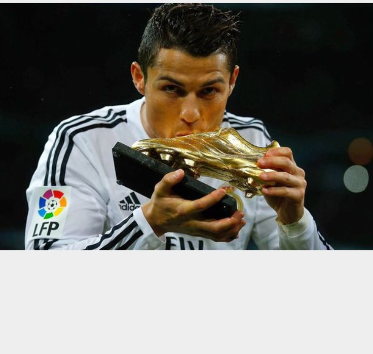 In inspirational soccer player who sold his golden soccer boot award for 1.5 million dollars to help kids in need⚽️⚽️⚽️⚽️⚽️⚽️