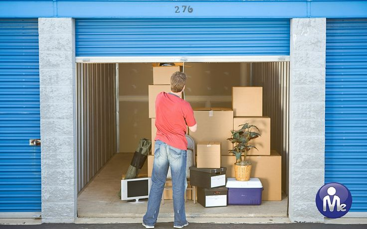 """We are here to help you! Click here to read """"How to Get Rid of Your Storage Unit"""""""