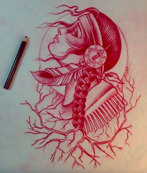 25 melhores ideias sobre tatuagens de ciganas for Assassin tattoo houston