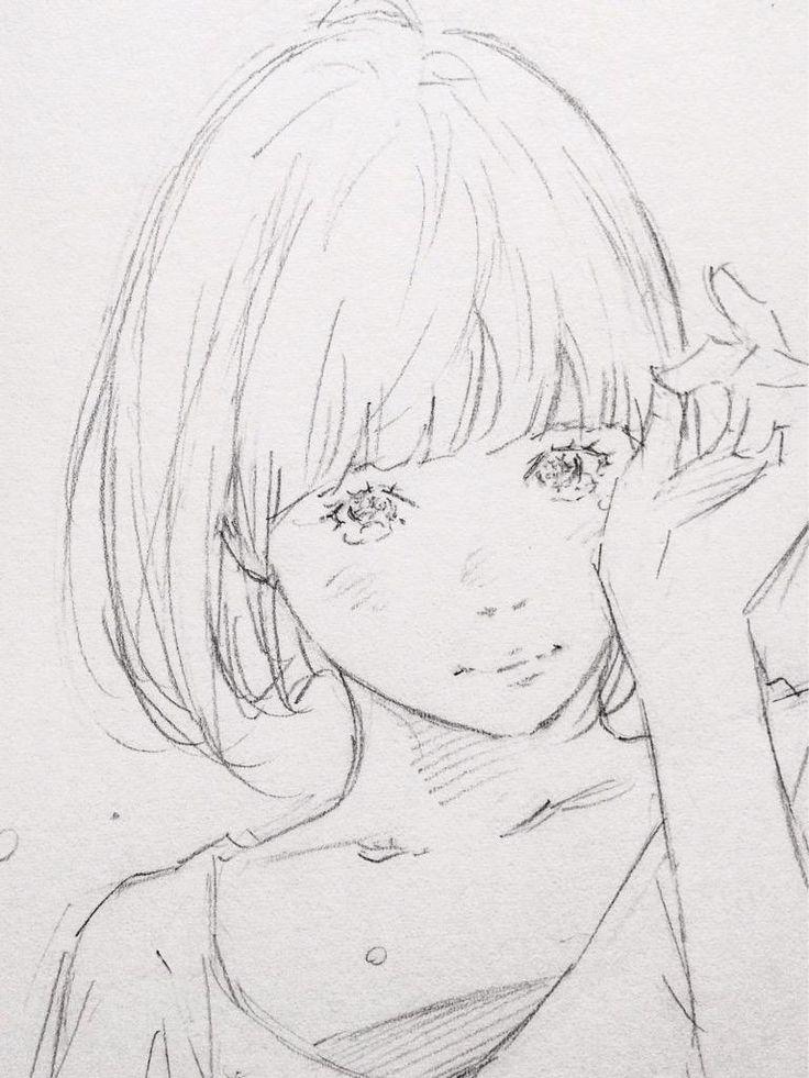 彼女は何故泣いてるのか、その理由を考えるのがコツです。RT@_mnty_oO いつも凄いなあと思いながら絵を拝見させてもらってます;; 涙を拭ってる女の子を描きたいのですが、上手く描けません;; コツなどあれば教えてくれると嬉しいです