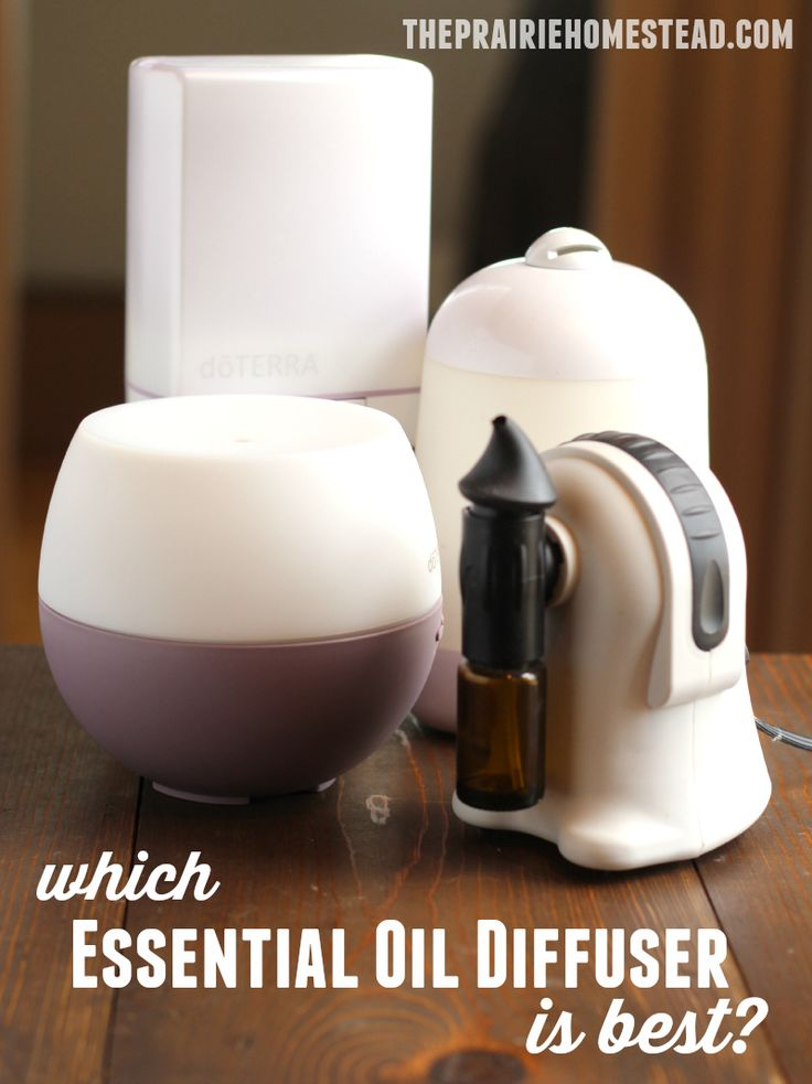 Best Smelling Room Diffuser Oils