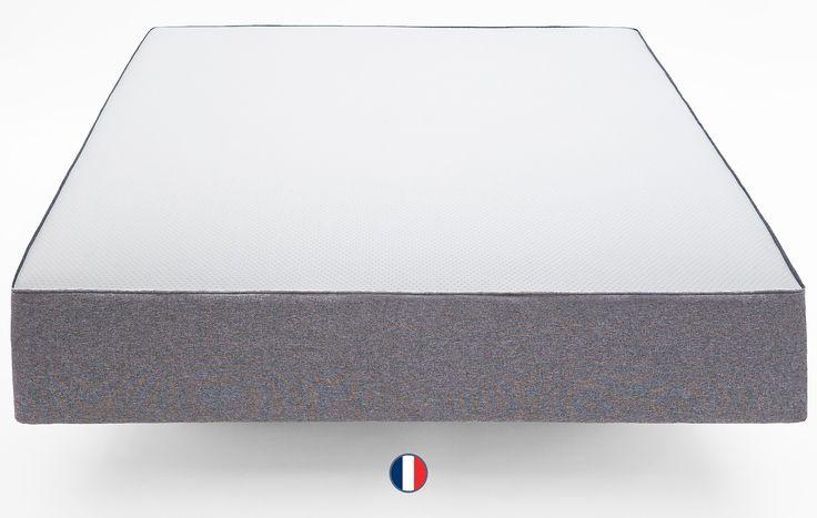 Matelas Mémoire Forme Latex 90x190/200, 140x190/200, 160/180x200