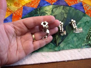 LuAnn Kessi: Machine Quilting Tips