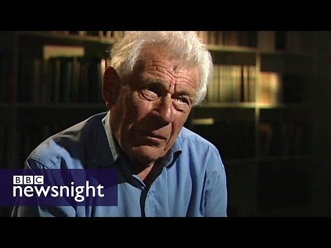 John Berger on Ways of Seeing, being an artist, and Marxism (2011) - Newsnight archives https://www.youtube.com/watch?v=b5y7QRt2bws