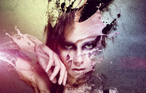 Tainted Soul - Ailen by Guillermo Vaccarezza, via Behance