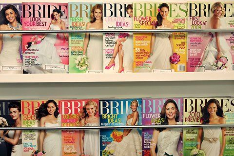 Condé Nast Publications has made history! Check out Keija Minor's plans for Brides magazine.