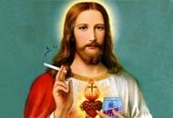 Jesus Gave Me Nicotine