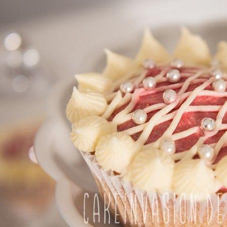 Eleganter Cupcake  #wochenplan essen
