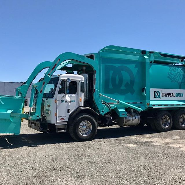 #DisposalQueen offers #wastedisposal, collection and recycling services for residential, commercial, industrial and construction customers.