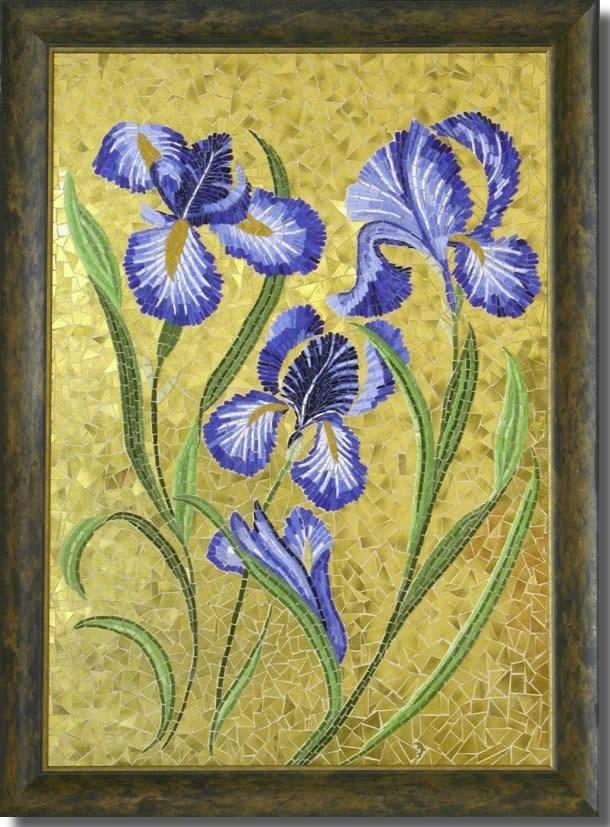 Mosaicos De Flores. Interesting Gallery Of Download Vector El Modelo ...