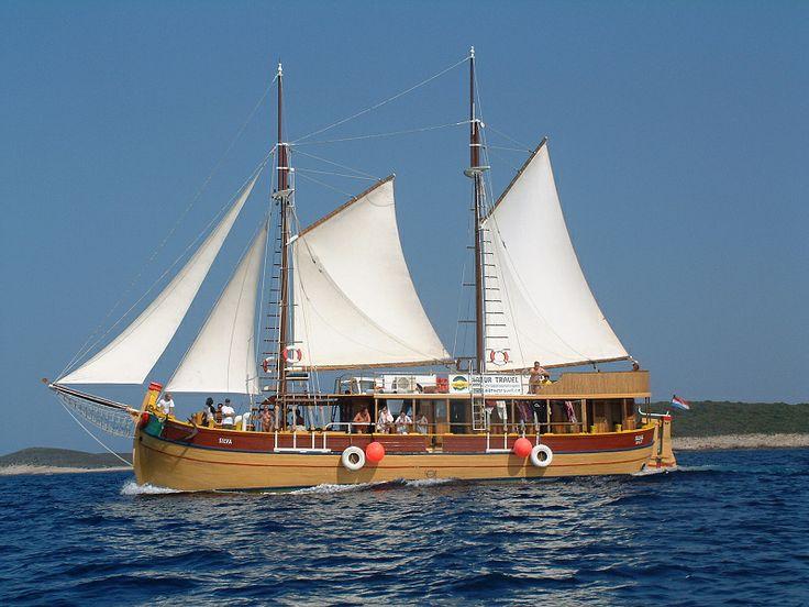 jachta SILVA
