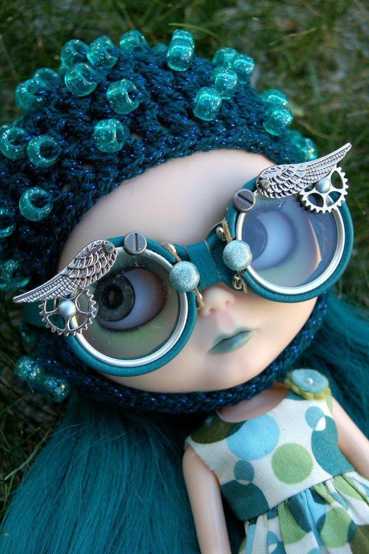 Blythe, Icarus por sglahe - Kaleidoscope Kustoms en Flickr