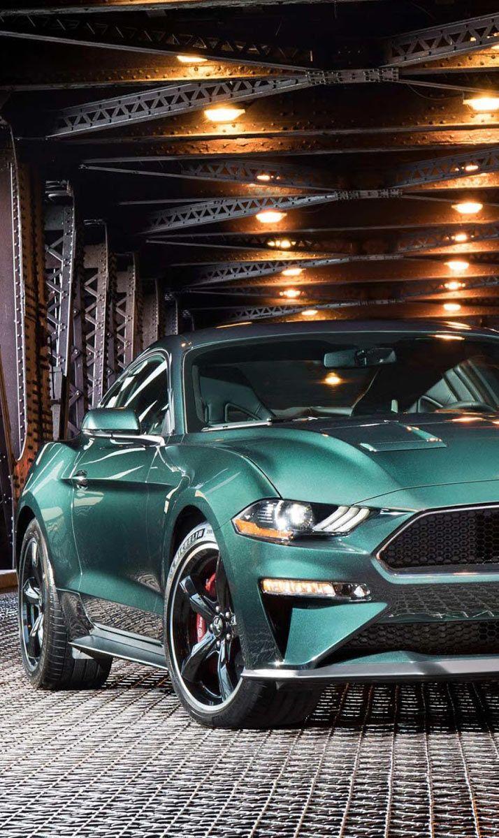 2019 Ford Mustang Bullitt Car Hd Wallpaper Car
