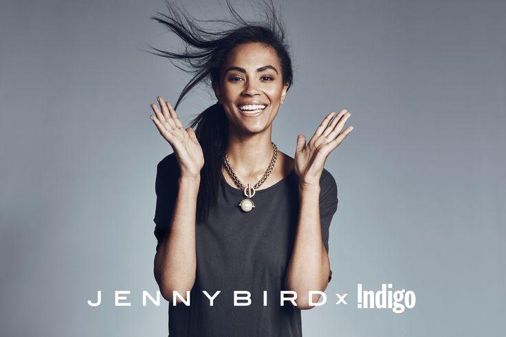 Eden Collar; exclusively available on Indigo.ca #JENNYBIRDxINDIGO #JBdiffusion #modernpearl